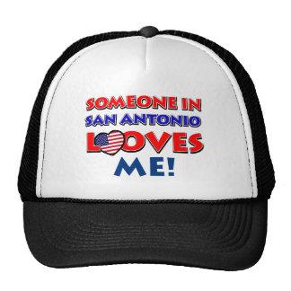SAN ANTONIO png Mesh Hat