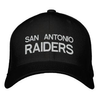 SAN ANTONIO RAIDERS Customizable Cap by eZaZZleMan Embroidered Hats