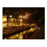 San Antonio River Walk Post Cards