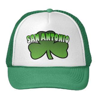 San Antonio Shamrock Hat