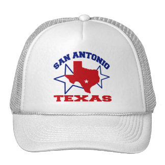 San Antonio, Texas Cap