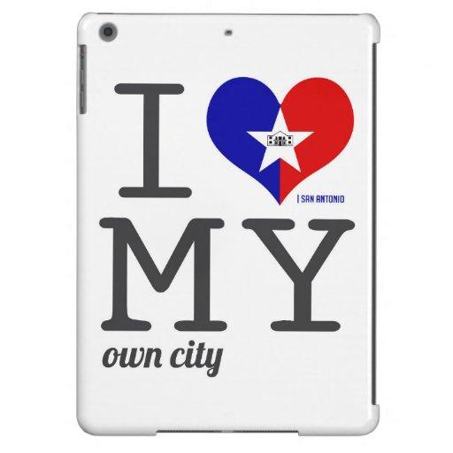San Antonio | Texas Cover For iPad Air
