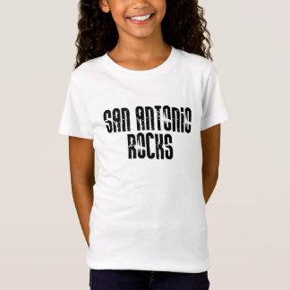San Antonio Texas Rocks T-Shirt
