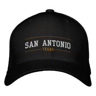San Antonio Texas USA Embroidered Hats