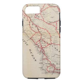 San Benito, Fresno, Monterey, San Luis Obispo iPhone 8/7 Case