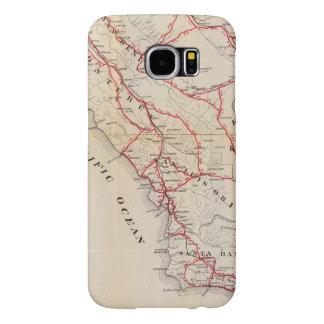 San Benito, Fresno, Monterey, San Luis Obispo Samsung Galaxy S6 Cases