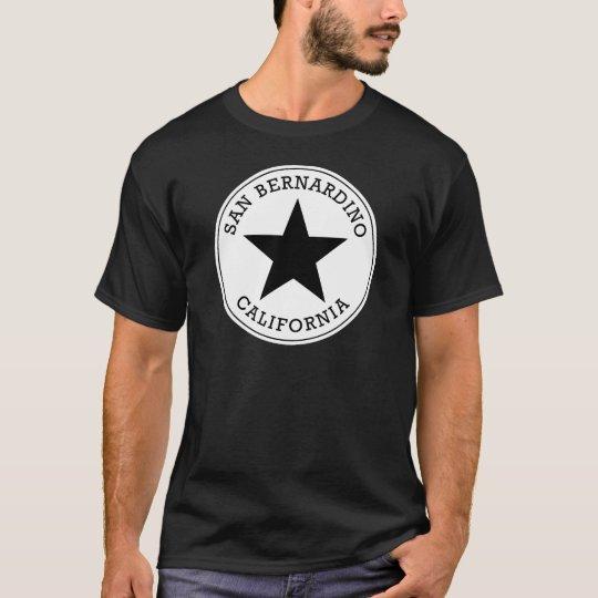 San Bernardino California T Shirt