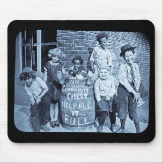 San Bernardino Community Chest - Vintage 1920 Mouse Pad