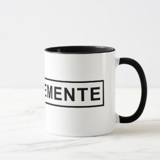 San Clemente Sign Coffee Cup