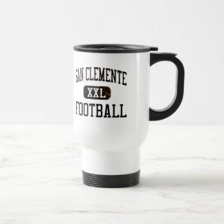 San Clemente Tritons Football Mug