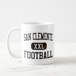 San Clemente Tritons Football Mugs