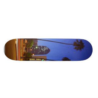 San Diego 20 Cm Skateboard Deck