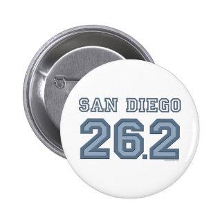 San Diego 26 2 Button
