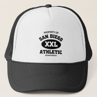 San Diego Athletic department Trucker Hat