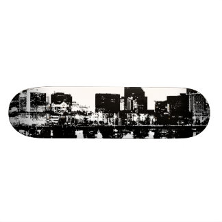 San Diego Bay 21.6 Cm Skateboard Deck
