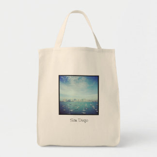 San Diego Bay Grocery Tote