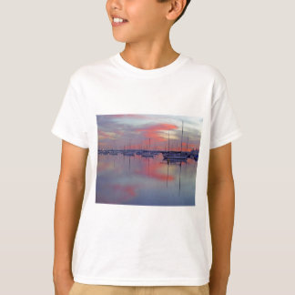 San Diego Bay Seen From The Airport T-Shirt
