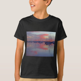 San Diego Bay Seen From The Airport Tshirts