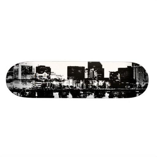 San Diego Bay Skateboard Decks