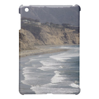 San Diego Beach and Cliffs iPad Mini Covers
