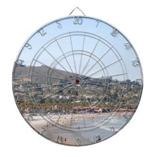 San Diego beach Dartboard