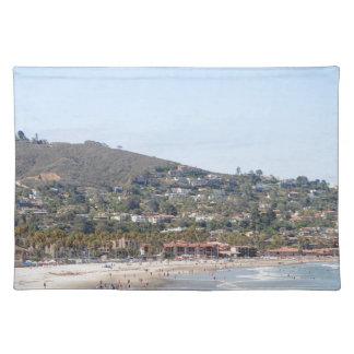 San Diego beach Placemat
