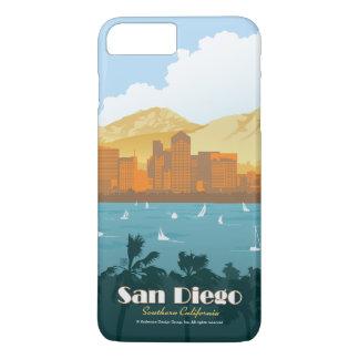 San Diego, CA iPhone 8 Plus/7 Plus Case