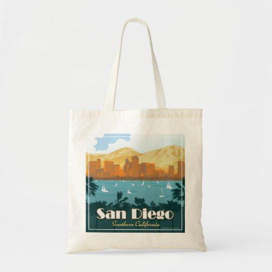 San Diego, CA Tote Bag