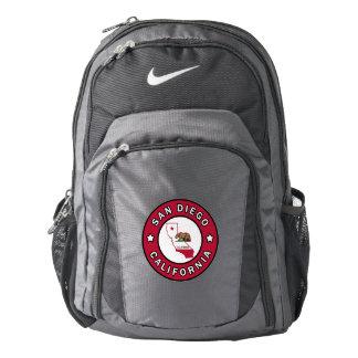San Diego California Backpack