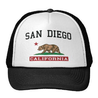 San Diego California Cap