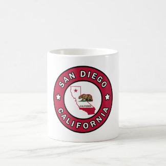 San Diego California Coffee Mug