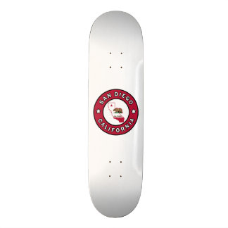 San Diego California Skateboards