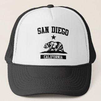 San Diego California Trucker Hat