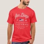 San Diego California USA T-Shirt