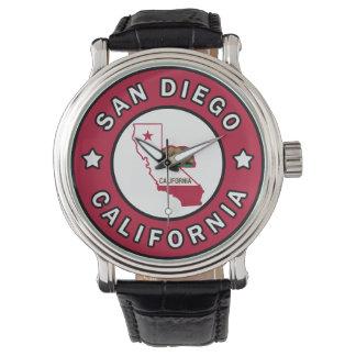 San Diego California Wristwatches