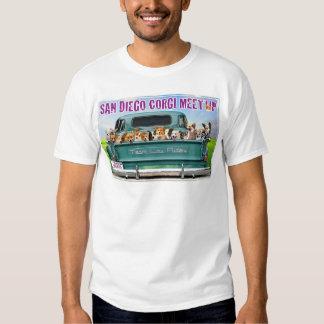 San Diego Corgi Meetup Value T-shirt