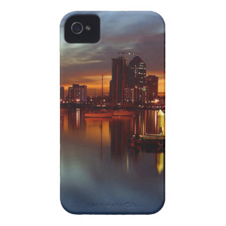 San Diego Docks Night iPhone 4 Cover
