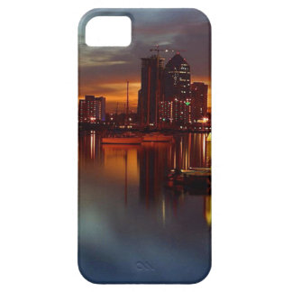 San Diego Docks Night iPhone 5 Cover