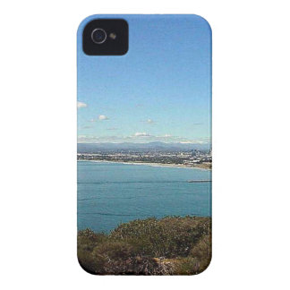 San Diego From The Cabrillo Statue iPhone 4 Case-Mate Case