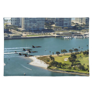 San Diego hornets Placemat