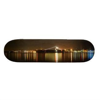 San Diego Night Lights 20.6 Cm Skateboard Deck
