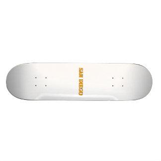 San Diego Skate Decks
