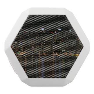 San Diego Skyline Night White Boombot Rex Bluetooth Speaker