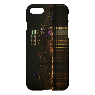 San Diego Skyline Night iPhone 7 Case