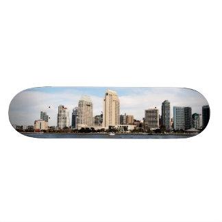San Diego Skyline Skate Board Decks