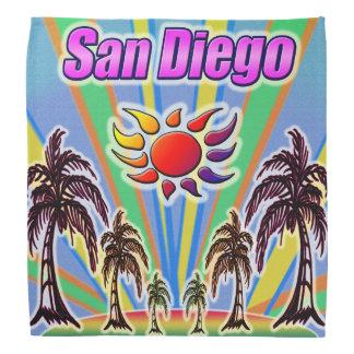 San Diego Summer Love Bandana
