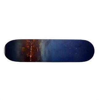 San Diego Sunrise 18.1 Cm Old School Skateboard Deck