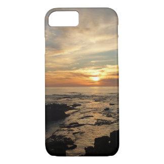 San Diego Sunset I California Seascape iPhone 7 Case