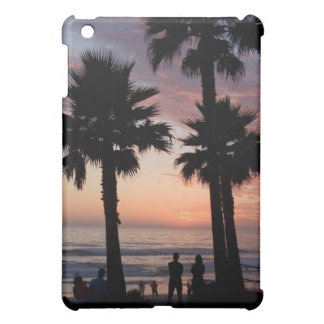 San Diego Sunset iPad case