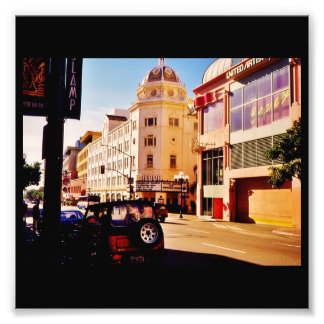 San Diego Theatre Photo Print